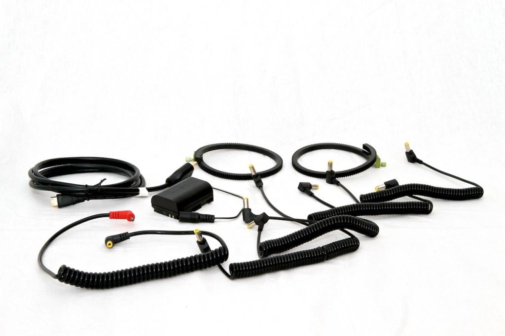 Lanparte Rig PK-01 Professional Kabelset