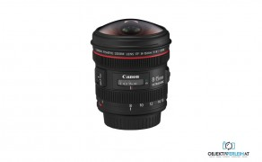 Canon EF 8-15mm f/4 L USM Fisheye