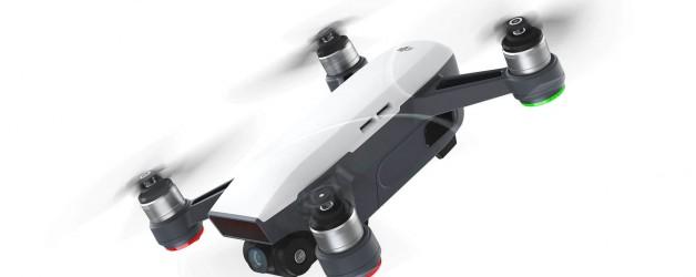 DJI Spark Mini Drohne
