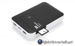 Western Digital – WLAN Festplatte für Datensicherung 1TB