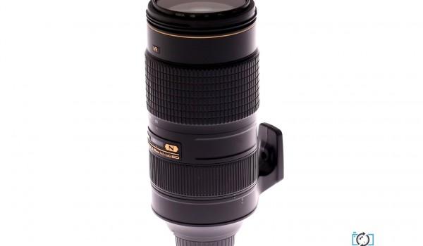 Nikon AF-S NIKKOR 80-400 mm 1:4,5-5,6G ED VR