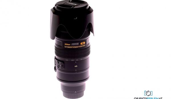 Nikon AF-S Nikkor 70-200mm 1:2,8G ED VR II