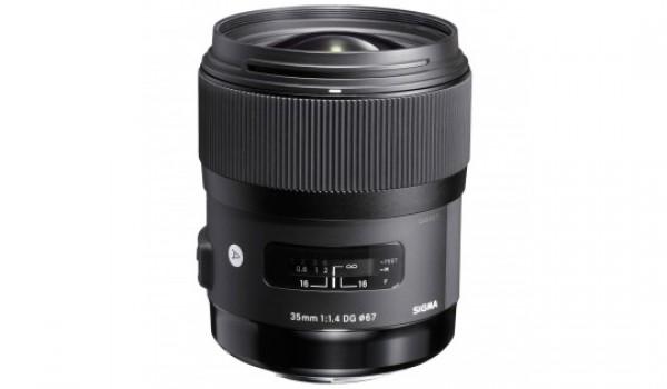 Sigma 35 mm f/1,4 DG HSM-Objektiv